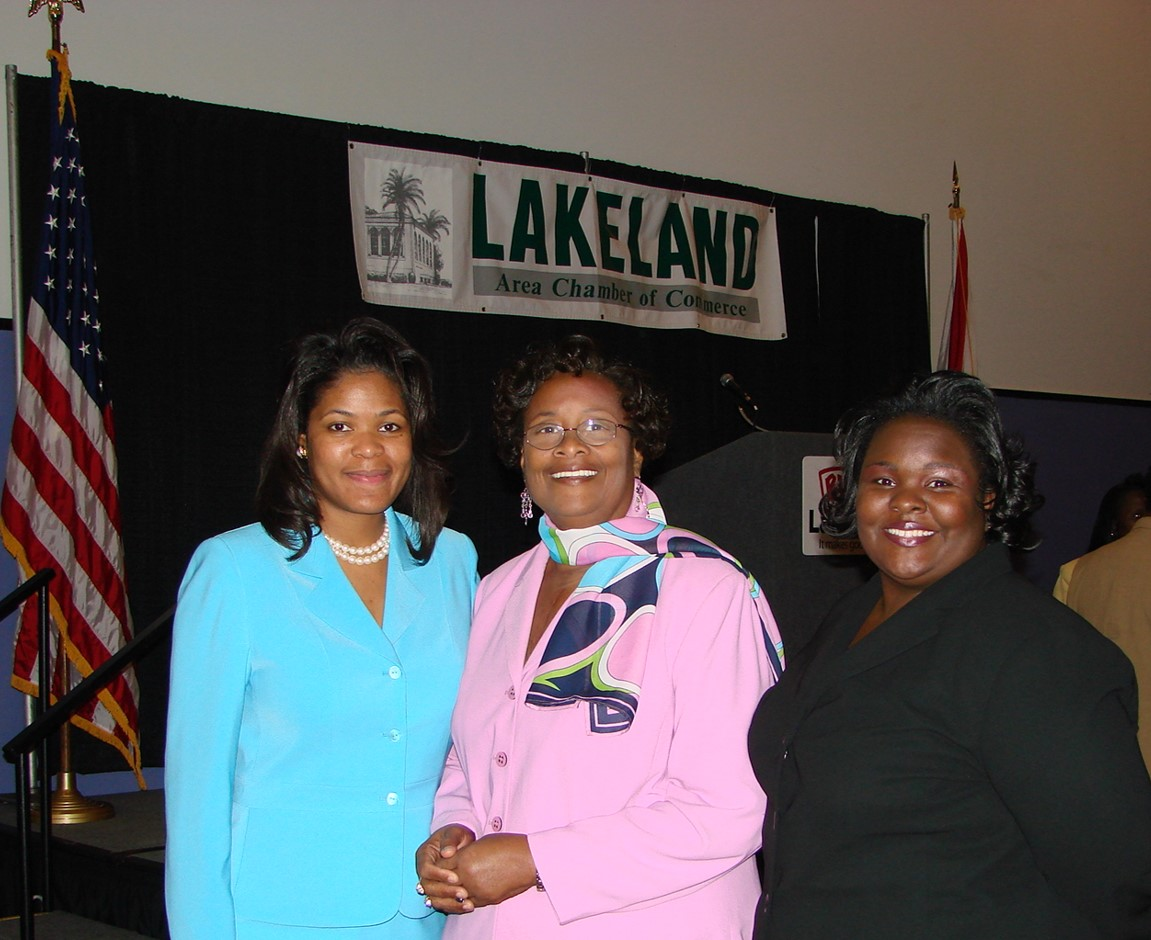 Community Leaders Lakeland Chamber of Commerce (CC BY-NC-SA 2.0)