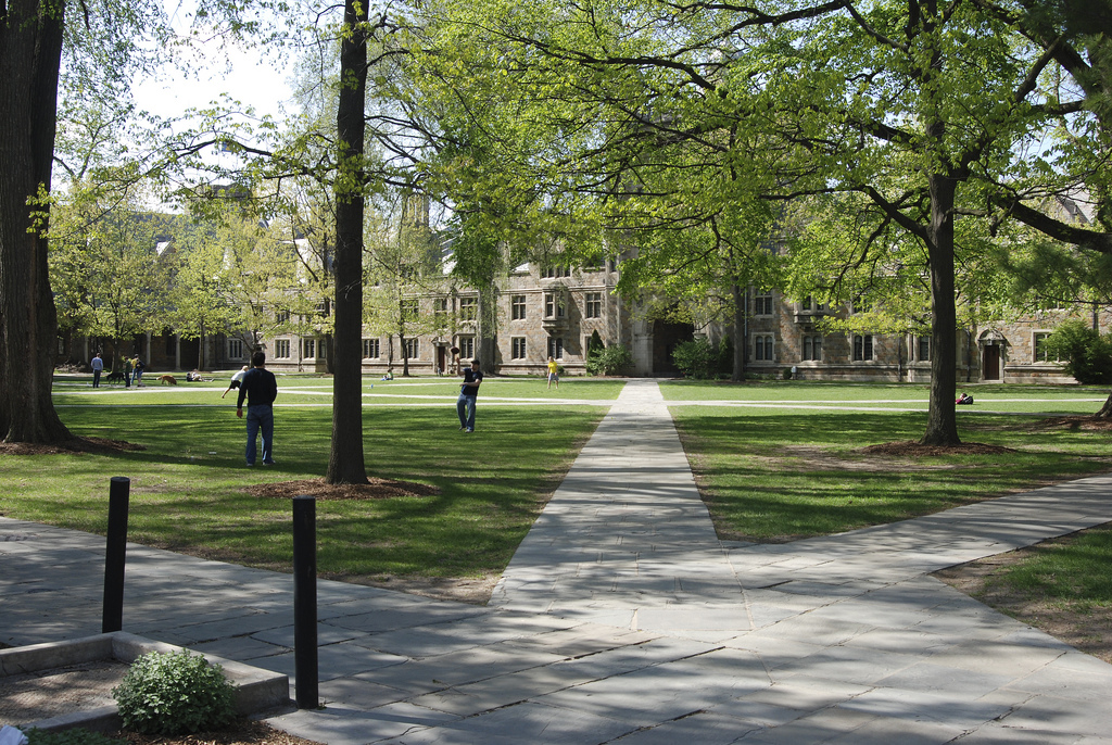 Law Quadrangle at University of Michigan - Photo by Phil Dokas (CC BY-NC-SA 2.0)