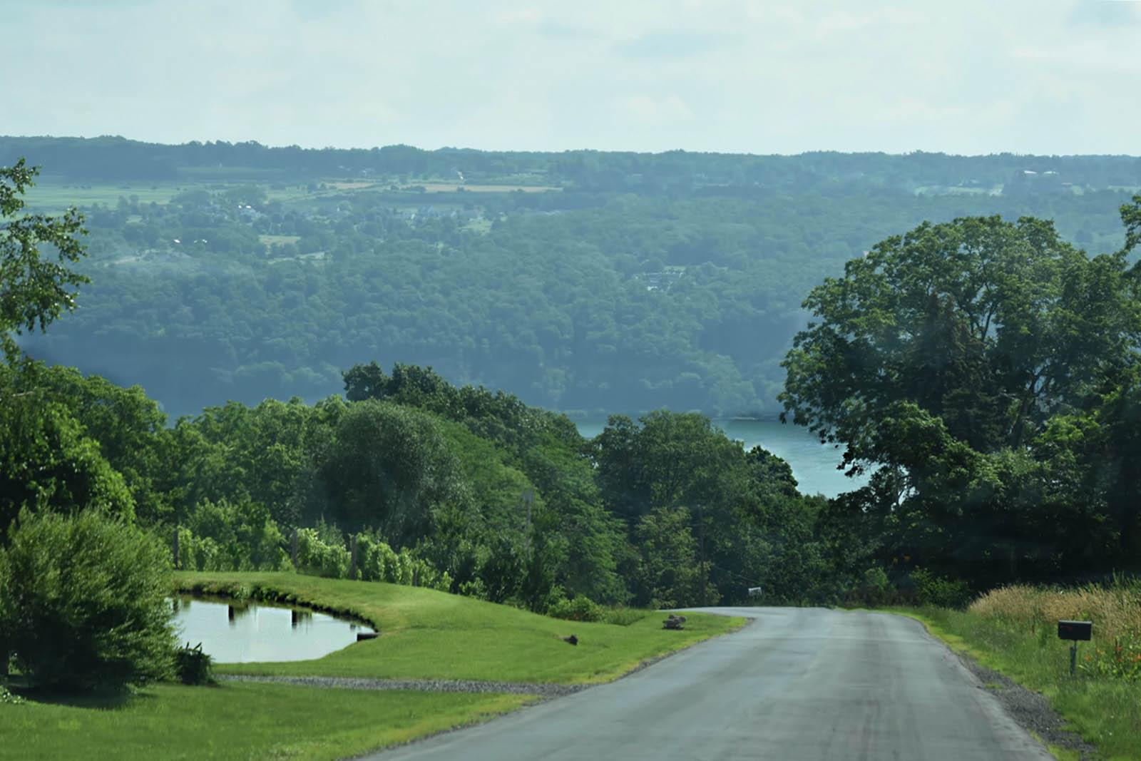 View of Cuyuga Lake in Upstate NY Cuyuga Lake NY - Photo by Joeyz51 (CC BY-NC-ND 2.0)