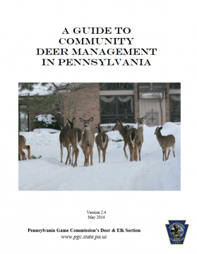 A Guide to Community Deer Management in Pennsylvania