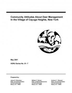 HDRU Report 01-7 cover