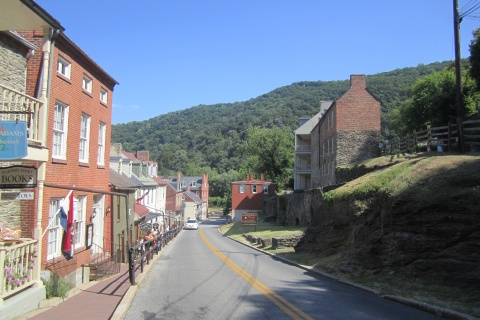 Inside Harpers Ferry, Harpers Ferry WV