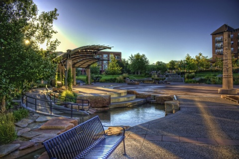 Nicollet Commons Park by Nick Ortloff - CC by SA 2.0